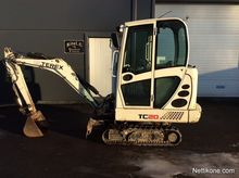 Used 2007 Terex Tc 2