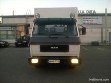 1991 MAN 8150