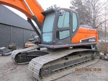 Used 2007 Doosan DX