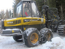 Used 2001 Ponsse buf