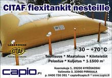 2017 Citaf Flexi Tanks 1-1500 m