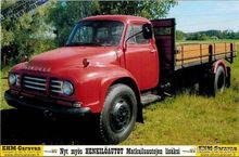 1967 Bedford J6