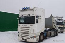 Used 2008 Scania R56