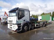2003 Iveco Stralis AS 260S48 Y