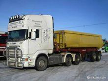 2007 Scania R620 6x4 kippikärry