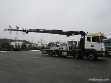2007 Scania R480 8x2