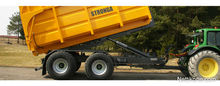 Stronga 18 T hook wagons