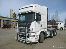 Used 2012 Scania R 7