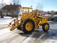 Used Volvo LM620 in
