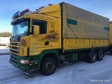 1997 Scania R144 6x4