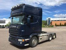 2012 Scania R560 6x2