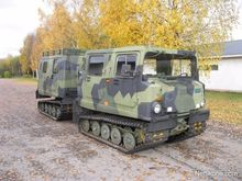 1990 Hagglund BV 206 D6