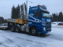 Used Volvo FH13 in A