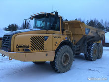 Used Volvo A25D in A