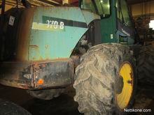 Used Timberjack 870B