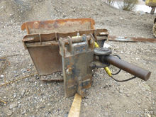 Used ramp BUCKET in