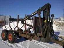 1999 Hakki 3266H 7,5tn cart