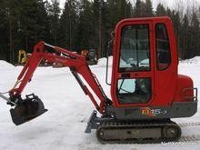 Used 2005 Yanmar B15