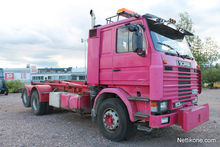 Used Scania 113 in R