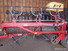 2014 SMS lawn roller CVH830