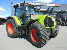 2016 Claas Arion 650 CMATIC