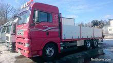 Used 2007 MAN TGA 26