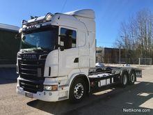 2011 Scania R500 6x2 Highline 4
