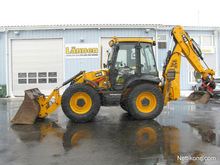 Used 2010 JCB 4CX in