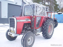 Used 1977 Massey Fer