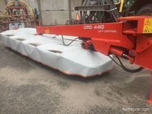 2014 Kuhn GMD 4410 disc mower