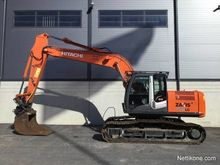 Used 2010 Hitachi ZX