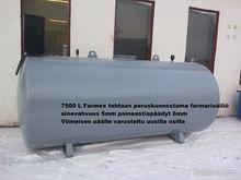 Used Farmex 7500 L r