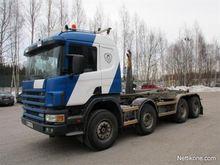 2000 Scania P124
