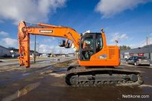 Used 2014 Doosan DX