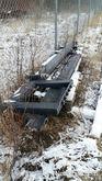Arctic Machine side plow beam