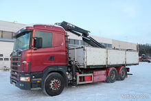 2001 Scania R124