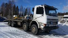 1992 Scania P 113 8X4
