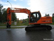 Used 2009 Doosan DX1