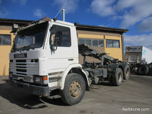 Used 1986 Scania 6x2