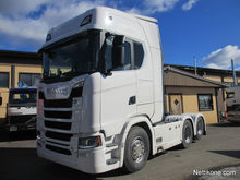 Used 2017 Scania S58