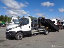 2017 Iveco Daily 72C18 hook dev