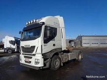 2016 Iveco Stralis AS 440 S42 T