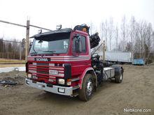 Used 1989 Scania 93