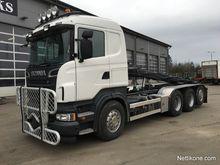 2013 Scania R730 8x4