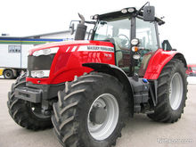 2012 Massey Ferguson 7616 Dyna-
