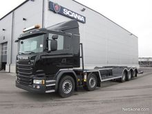 Used 2017 Scania G45