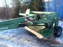 2004 Krone Trailed mower