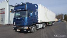 2001 Scania Topline V8 164l 480