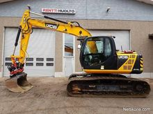 2012 JCB JS145HD Forest Platfor