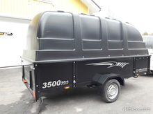 Used 2017 JJ-Trailer